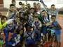 Oratório conquista o título do Campeonato Sub-15 de Futsal, no AP