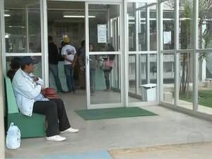 Marinalva Vitoria da Conquista Bahia Hospital HGVC (Foto: Reprodução/TV Sudoeste)
