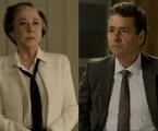 Fernanda Montenegro e Marcos Palmeira | Reprodução
