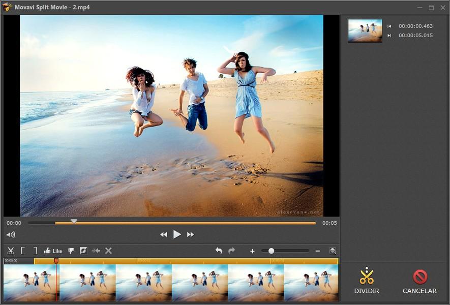 Movavi Video Editor | Download | TechTudo