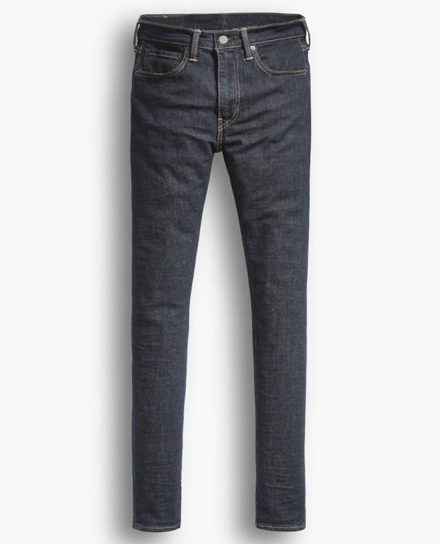 A modelagem da nova calça 519 da Levi's (Foto: Divulgação)