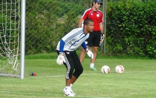 Júlio César, goleiro do RB Brasil (Foto: Divulgação/RB Brasil)