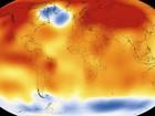 Ano de 2015 foi o mais quente já registrado no planeta, confirma Nasa