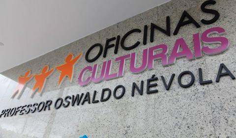Oficinas Culturais (Foto: divulgação - Prefeitura de São Vicente)