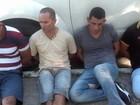 Operação prende quadrilha suspeita de cometer vários crimes em Alagoas