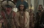 Índios comemoram a conquista das terras