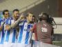 """""""Pior partida sob meu comando"""", diz Guto após derrota para o Paysandu"""