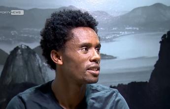 """No Rio, etíope garante não temer por família: """"Sei que estão todos seguros"""""""