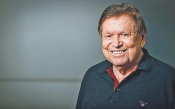 José Bonifácio de Oliveira Sobrinho, o querido Boni, já está totalmente recuperado de saúde (Foto: Reprodução)