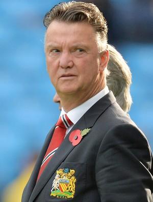 Louis van Gaal técnico Manchester United (Foto: EFE)