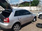 Adolescente é flagrado com carro roubado em Mogi das Cruzes
