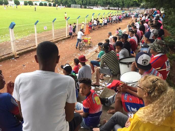 Serc x Operário (Foto: Divulgação/Serc)