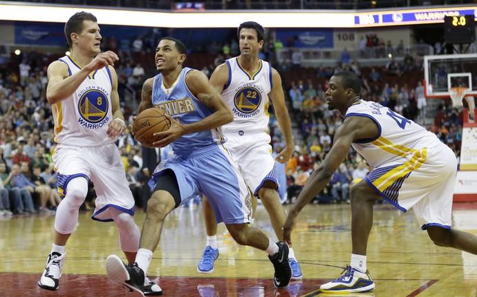 Golden State Warriors x Denver Nuggets, NBA - AP (Foto: AP)
