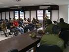 PM e rodoviários discutem combate a assaltos em ônibus da Grande Belém