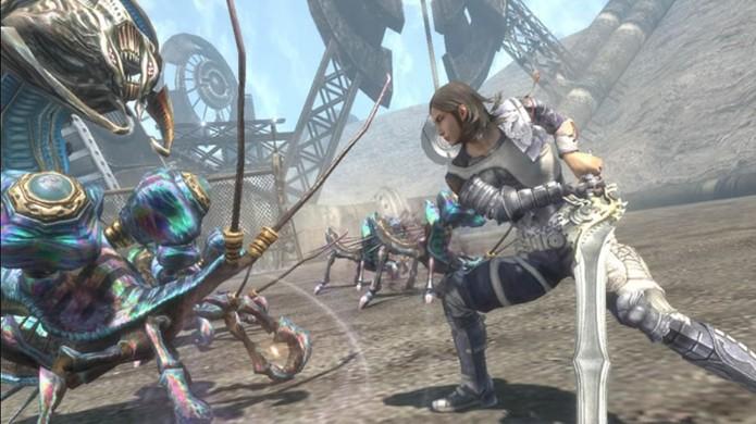 Lost Odyssey é oferecido de graça no Xbox One como celebração por meta de 300 games retrocompatíveis no console (Foto: Divulgação/Microsoft)