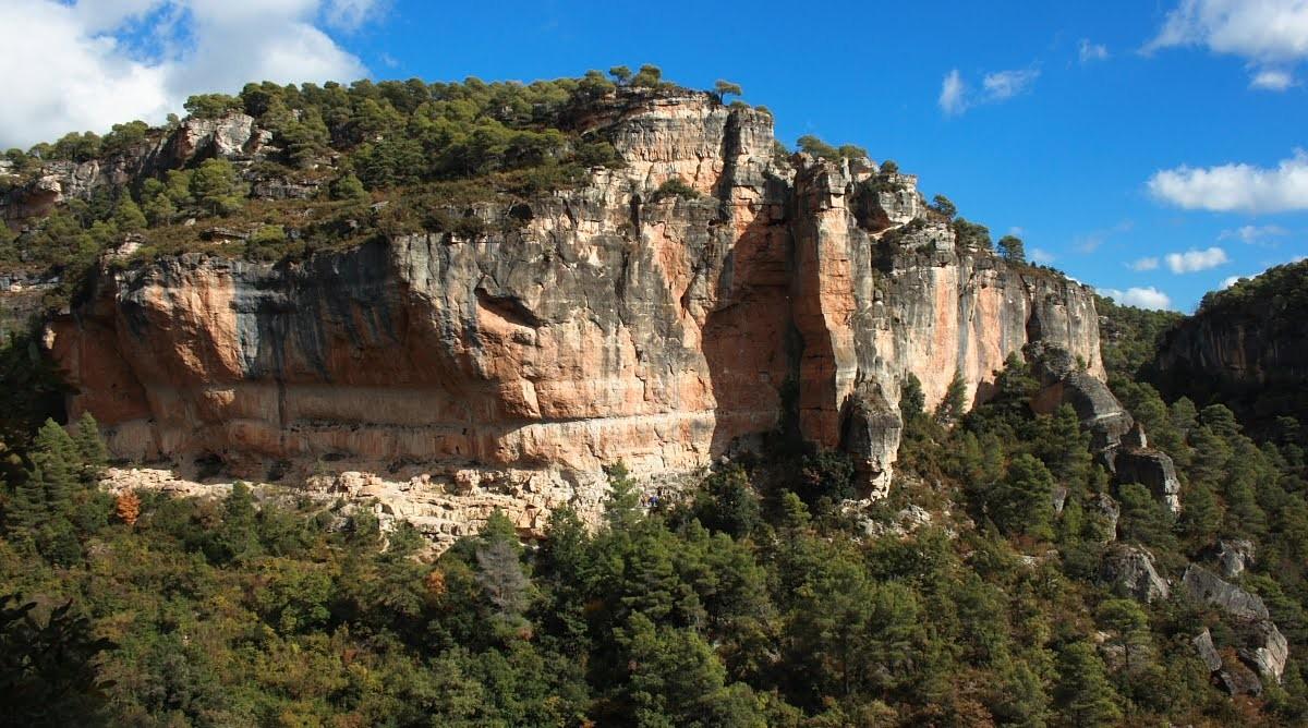 La Rambla  considerada uma das rotas mais difceis da escalada em todo o mundo. S 16 pessoas completaram (Foto: Repro/Wikipedia)