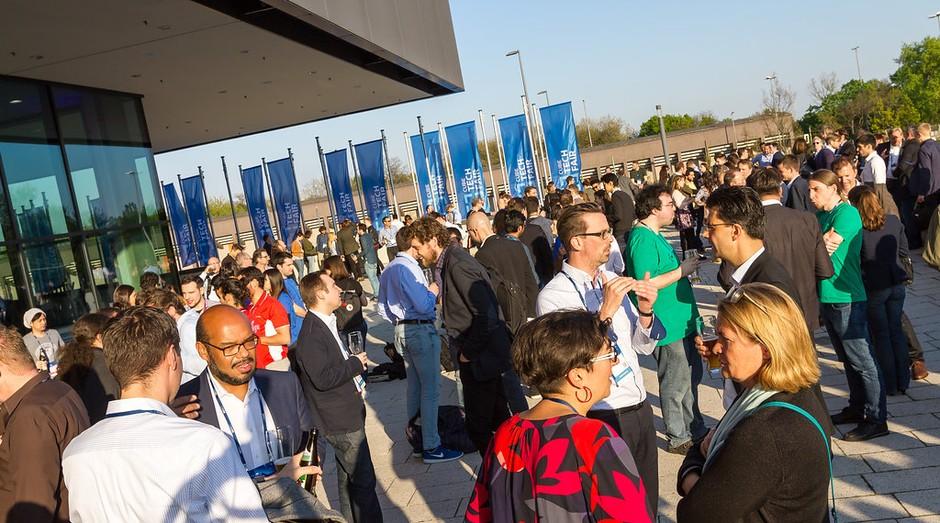 Cube Tech Fair, realizada em Berlim, vai contar com startups brasileiras (Foto: Divulgação)