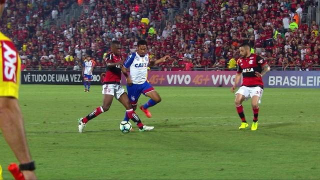 Flamengo x Bahia - Campeonato Brasileiro 2017-2017 - globoesporte.com 7e5a9e2ff27dc