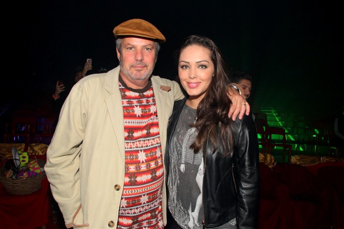 Jayme Monjardim e Tânia Mara (Foto: Gabriel Rangel/ AgNews)