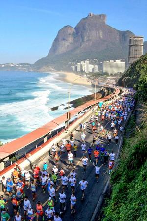 Meia Maratona do Rio (Foto: Divulgação)