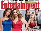 Elenco de 'As Patricinhas de Beverly Hills' se reúne em especial para revista