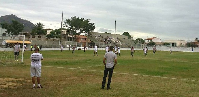 Rio Branco VN bate o Serra e garante vaga na semi da Série B do Capixabão (Foto: Divulgação/Rio Branco FC)