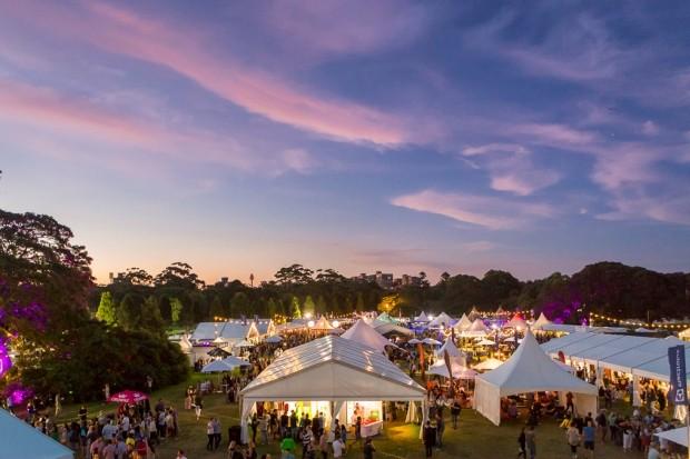 Taste Festival em Sydney (Foto: Divulgação)