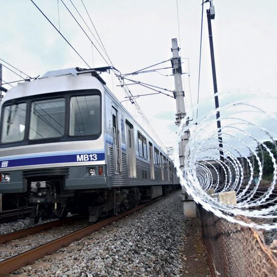 A Metrominas tem um único empregado e não controla o transporte sobre trilhos em BH (Foto:  FREDERICO HAIKAL / HOJE EM DIA  / Futura Press)