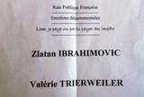 BLOG: Ibrahimovic recebe voto em eleições regionais na França