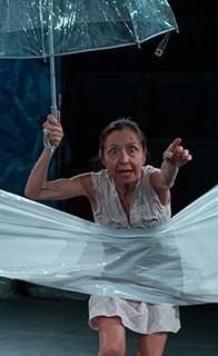 Espetáculo também homenageia as mães (Foto: Rafael Salim)