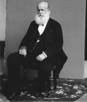 FERREZ, M. D. Pedro II. SCHWARCZ, L.M. As barbas do Imperador. D. Pedro II, um monarca nos trópicos. São Paulo: Cia das Letras, 1998. (Foto: Enem)
