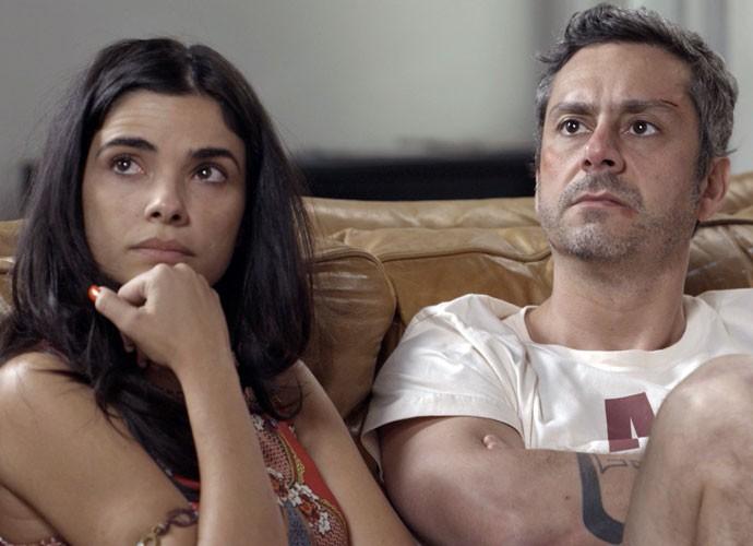 Qual será a reação de Romero? (Foto: TV Globo)