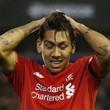 Roberto Firmino, Liverpool x Bordeaux (Foto: Reuters / Carl Recine)