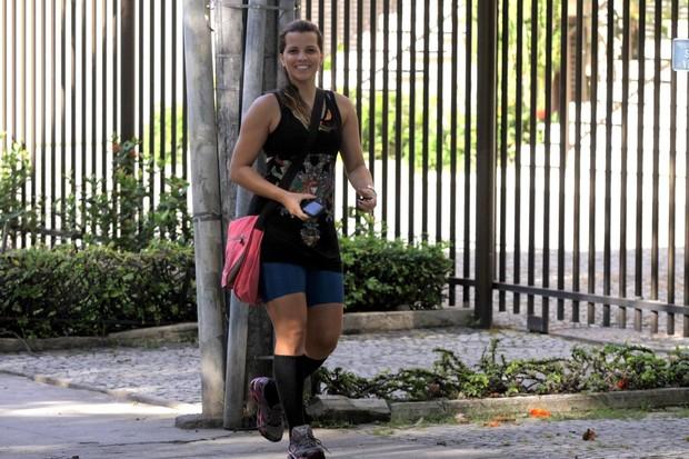Renata Santos (Foto: Marcos Ferreira / FotoRioNews)