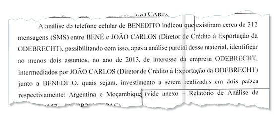 EXTERIOR Os investigadores apontam negócios suspeitos na Argentina e Moçambique (Foto: Reprodução)