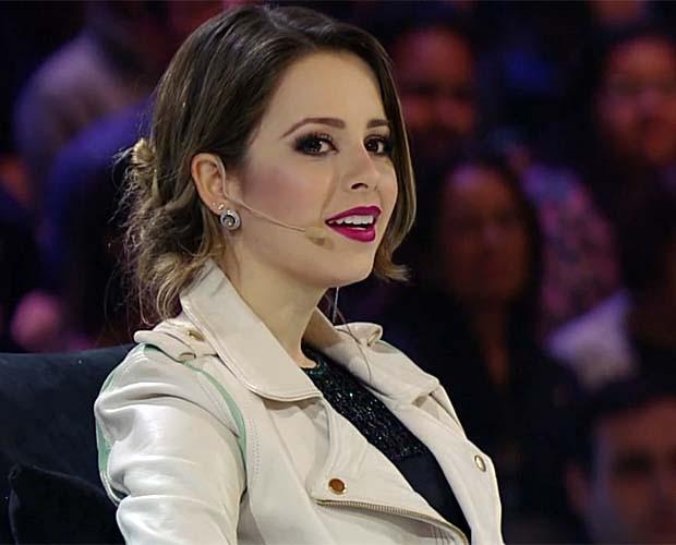 Sandy (Foto: TV Globo)