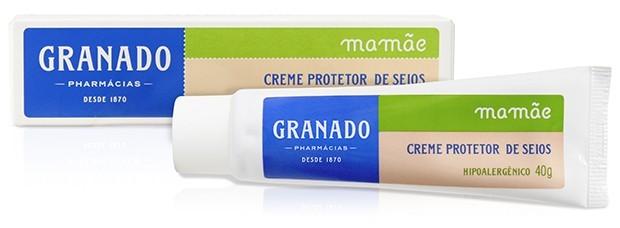 Creme Protetor de Seios Granado: à base de lanolina, contra rachaduras  (Foto: Divulgação)