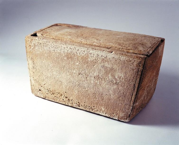 Material da ossada de Tiago, que alguns acreditam ter carregado os ossos do irmão de Jesus, está sendo sequenciado por geneticistas (Foto: English Wikipedia, CC BY-SA)