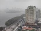 Chuva intensa causa transtornos no Grande Recife na véspera de Natal