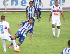 São Raimundo e Fast (Foto: Anderson Silva/Globoesporte.com)