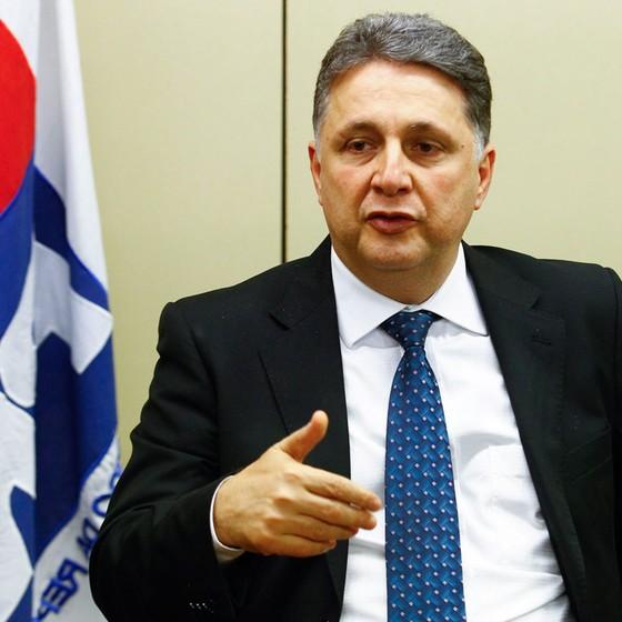 ex-governador do Rio de Janeiro, Anthony Garotinho (Foto: André Coelho/Agência O Globo)