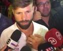 Flamengo chega ao Chile, e Diego lembra força de reação da Católica