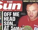 Rooney pede desculpas por ter aparecido embriagado em público