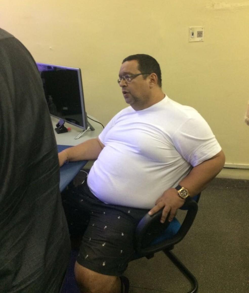 Roberto foi preso em uma residência no município de Raposa, na Região Metropolitana de São Luís. (Foto: Divulgação/Polícia)