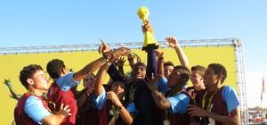Seleção Gaúcha vence o torneio de futsal no terceiro dia da BDQ (Daniel Cardoso (Globoesporte.com))