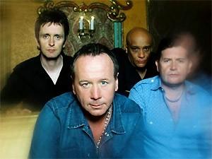 A banda escocesa Simple Minds (Foto: Divulgação/MySpace do Artista)