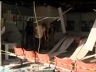 Bando explode caixa eletrônico do Detran do bairro Dirceu em Teresina