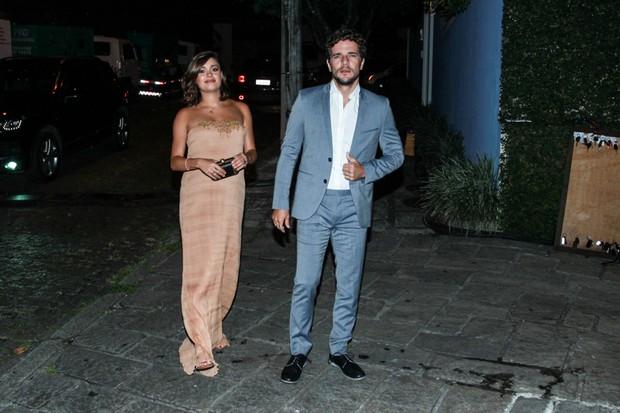 Sophie Charlotte e Daniel Oliveira (Foto: AgNews/ AgNews)