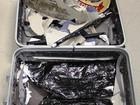 Espanhol é preso com 3,5 quilos de cocaína no aeroporto de Porto Alegre