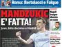 Juventus acerta com Mandzukic por  R$ 62 milhões, diz imprensa italiana